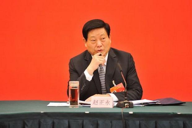 Trung Quoc: Cuu Bi thu tinh uy Son Tay bi truy to vi tham nhung hinh anh 1
