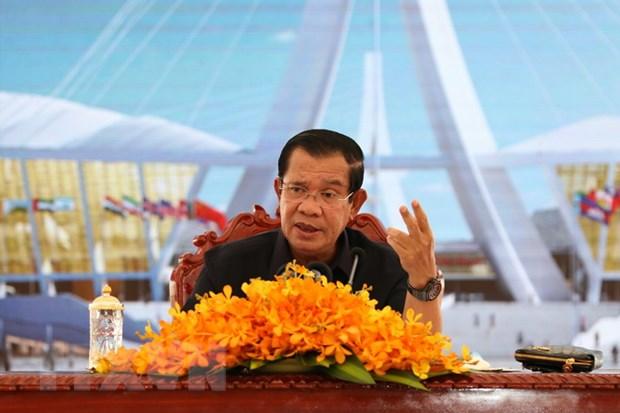 Campuchia se cat giam 50% chi tieu cua cac co quan nha nuoc hinh anh 1