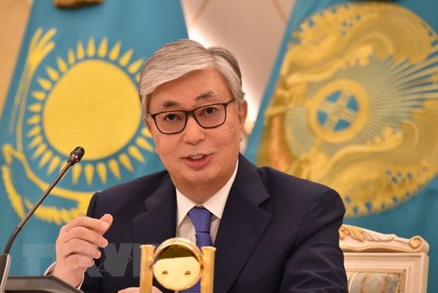 Tong thong Kazakhstan ban bo tinh trang khan cap vi COVID-19 hinh anh 1