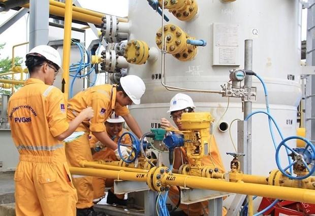 PV GAS dat muc tieu loi nhuan sau thue giam 45% so voi doanh thu hinh anh 1