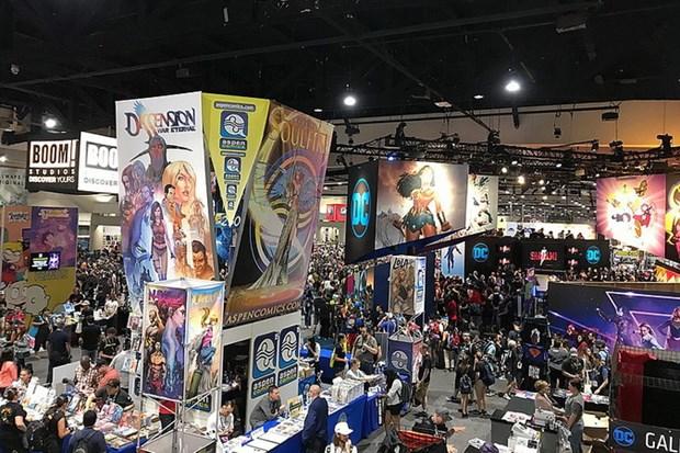 My huy su kien San Diego Comic-Con 2020 do dich COVID-19 hinh anh 1