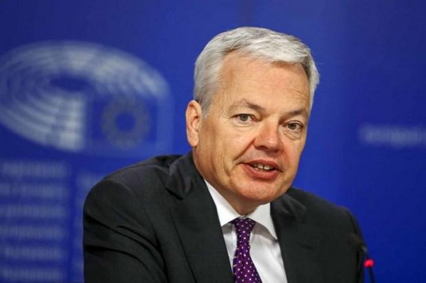 EU: Khong su dung ung dung truy dau COVID-19 de giam sat cong dan hinh anh 1