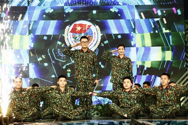 Phien ban Dong doi cua gameshow Chien si 2020 chinh thuc ra mat hinh anh 1
