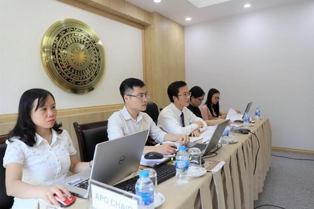 Tan Chu tich APO: Se ket noi va thuc day hop tac giua APO va ASEAN hinh anh 2