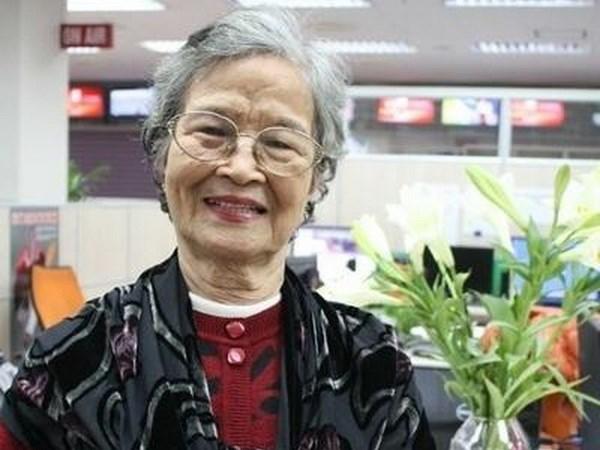 Nghệ sỹ Ưu tú Hoàng Yến - Bà Vi trong bộ phim Của để dành đã qua đời ở tuổi 88.