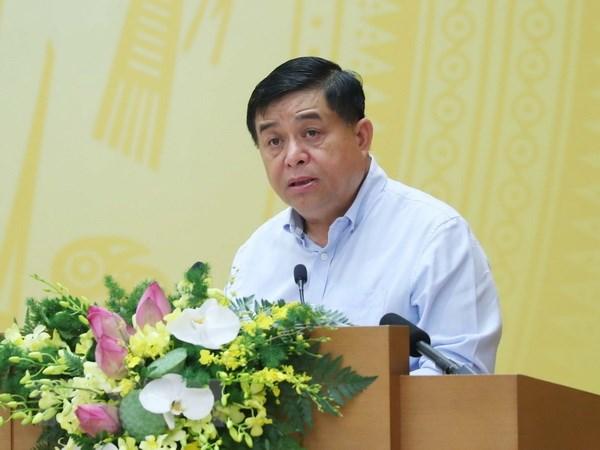 Bo truong Bo Ke hoach va Dau tu lam viec tai tinh Quang Nam hinh anh 1