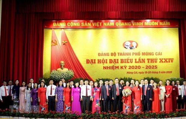 Quang Ninh to chuc thanh cong Dai hoi Dang bo cap tren co so hinh anh 1