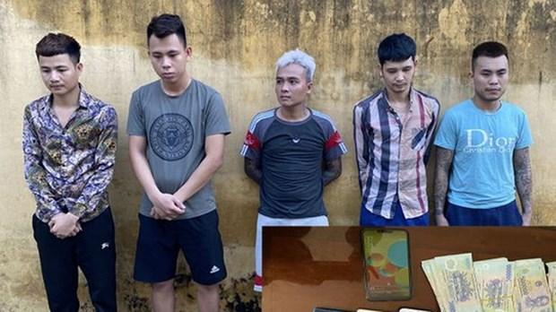 Thanh Hoa: Triet pha duong day danh bac qua Internet hon 10 ty dong hinh anh 1
