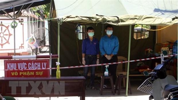 Quang Nam khong con khu vuc nao bi cach ly vi dich COVID-19 hinh anh 1