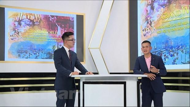 Grand World Phu Quoc tai khoi dong, san sang don song nghi duong hinh anh 4