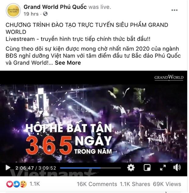 Grand World Phu Quoc tai khoi dong, san sang don song nghi duong hinh anh 5