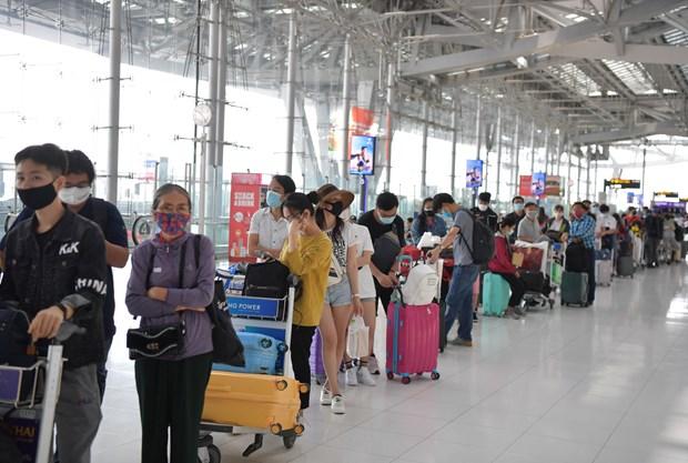 Dich COVID-19: Dua hon 340 cong dan Viet Nam tu Thai Lan ve nuoc hinh anh 2