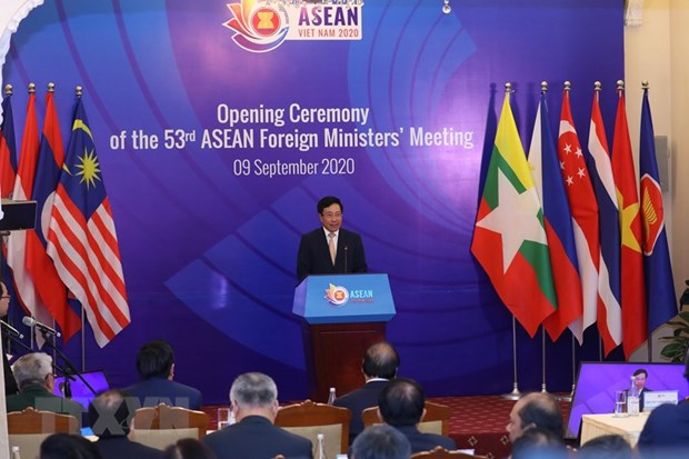 ASEAN can tiep tuc doan ket, kien dinh con duong, phuong cach cua minh hinh anh 2
