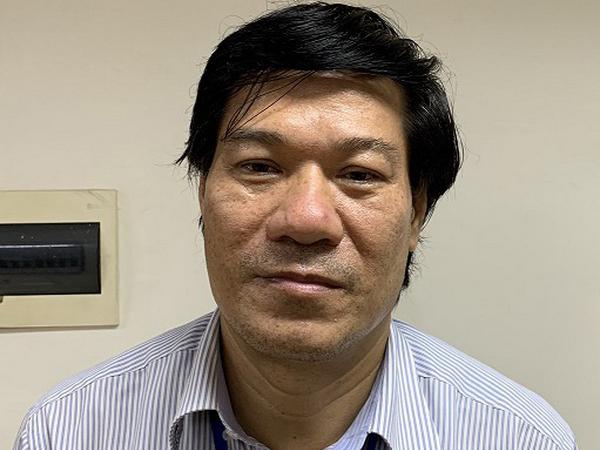 De nghi truy to nguyen Giam doc CDC Ha Noi vi nang gia thiet bi y te hinh anh 1