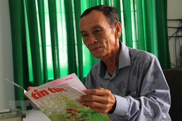 60 nam Thong tan xa Giai phong: Gop suc duy tri