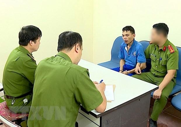 Son La: Khoi to doi tuong manh dong dung dao dam Cong an vien hinh anh 1