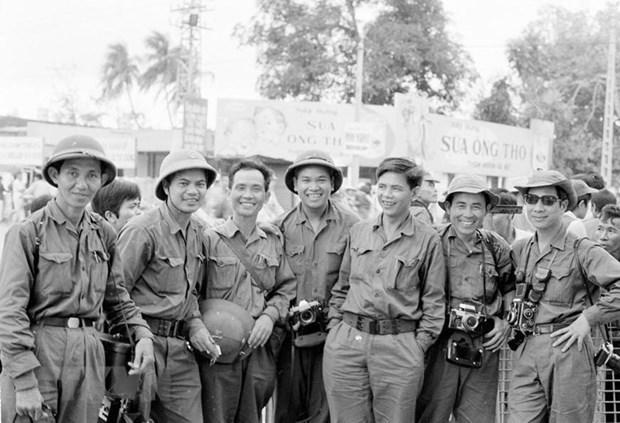 60 nam Thong tan xa Giai phong: Luu giu nhung khoanh khac hinh anh 1