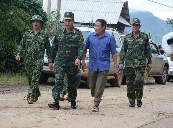 Sat lo dat o Huong Hoa-Quang Tri: Quyet tam som dua dong doi tro ve hinh anh 1
