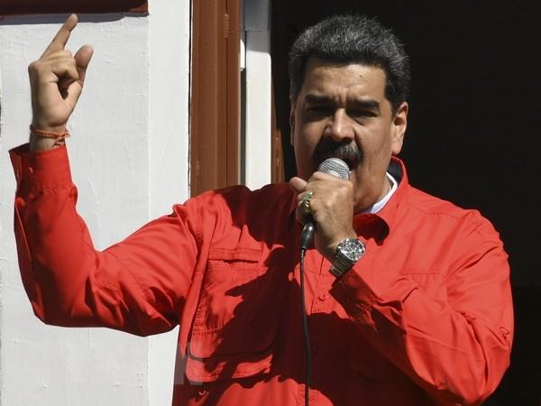 Venezuela se tiem vacxin ngua COVID-19 cho toan dan tu thang 12 hinh anh 1