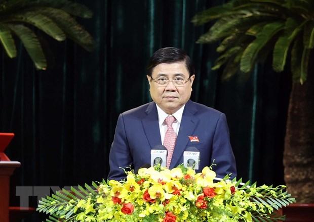 TP Ho Chi Minh trien khai quyet liet cac bien phap thu ngan sach hinh anh 1