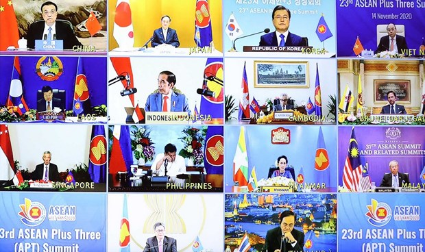 ASEAN+3 nang cao tu cuong kinh te va tai chinh truoc nhung thach thuc hinh anh 1