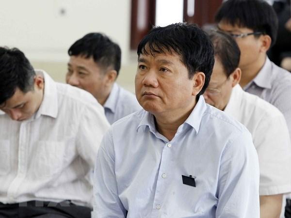 Truy to ong Dinh La Thang, Trinh Xuan Thanh trong vu Ethanol Phu Tho hinh anh 1