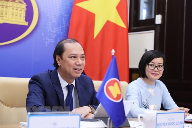 Viet Nam tham du Dien dan Truyen thong ASEAN lan thu tu hinh anh 1