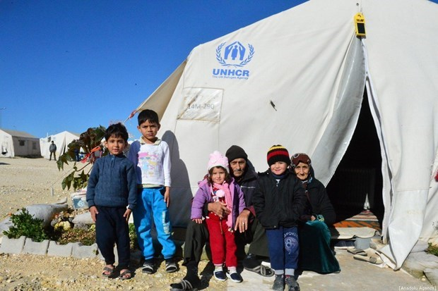 LHQ: Hon 3 trieu nguoi Syria can tro giup trong mua Dong toi hinh anh 1