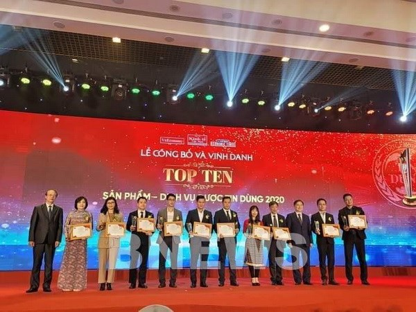 Vinh danh top 100 san pham-dich vu Tin dung Viet Nam 2020 hinh anh 1