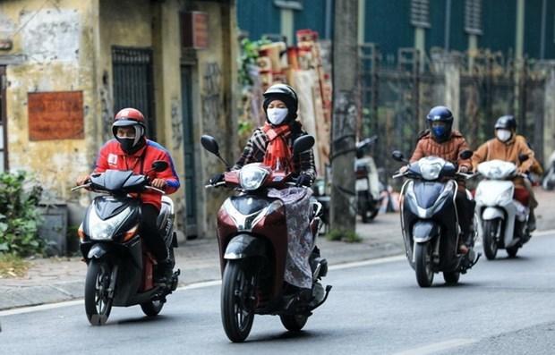 Tet Duong lich 2021: Ret dam, ret hai dien rong o Bac Bo va Bac Trung hinh anh 1