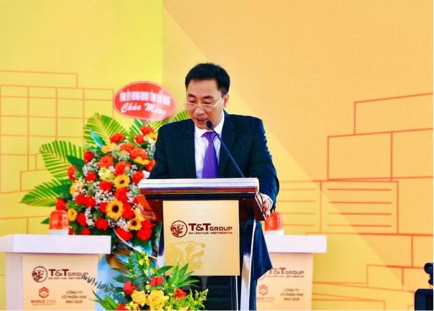 T&T Group khoi cong xay trung tam thuong mai hien dai tai Dak Nong hinh anh 2