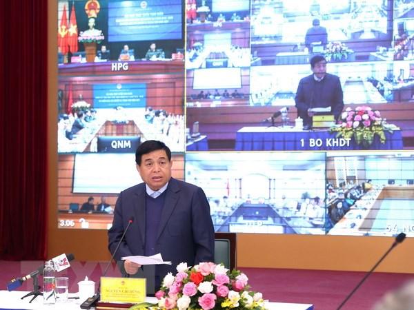 Bo truong Bo KH-DT: Nam 2021, bien thach thuc thanh co hoi phat trien hinh anh 1