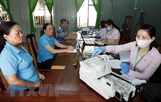 207 DN duoc vay von chinh sach de tra luong cho lao dong ngung viec hinh anh 1