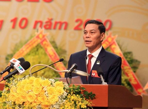 Dai hoi Dang XIII: Hai Phong khang dinh vai tro dong luc phat trien hinh anh 1