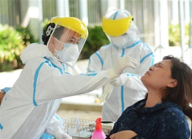 Benh nhan 1660 tai TP Ho Chi Minh nhiem bien the virus tu Anh hinh anh 1