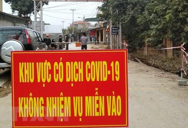 Ninh Thuan siet chat quan ly cac truong hop F1 tu vung dich tro ve hinh anh 1
