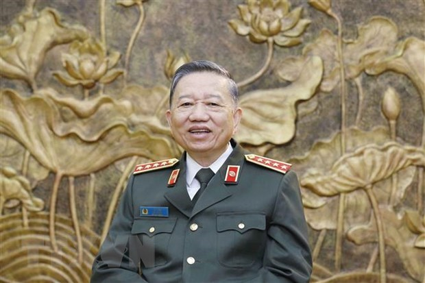 Dam bao chat luong, tien do cac du an Luat do Bo Cong an soan thao hinh anh 1