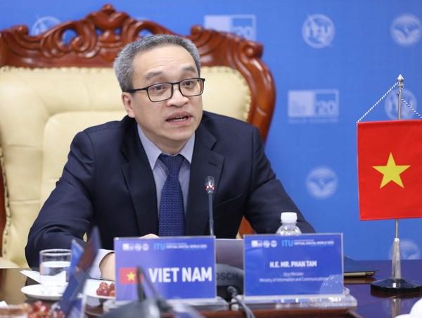 Viet Nam tien phong chuyen doi so: No luc lam chu ha tang so hinh anh 1