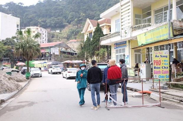 Nam gioi tu vong trong khach san o Tam Dao khong mac COVID-19 hinh anh 1