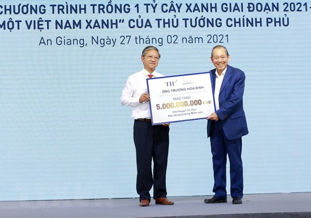 An Giang co loi the phat trien nong nghiep theo huong cong nghe cao hinh anh 2