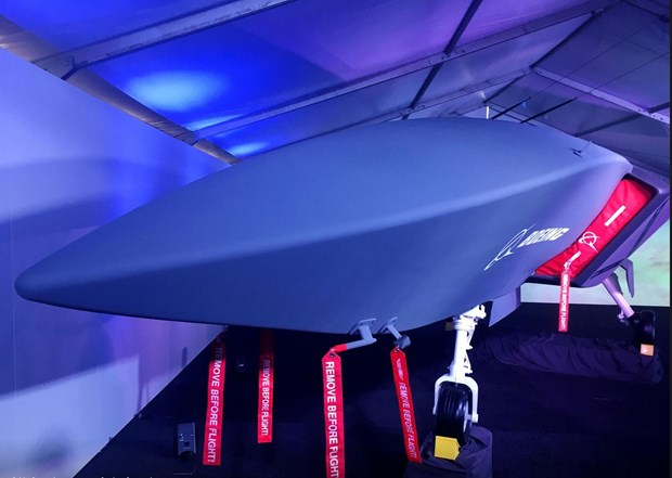 Boeing va Australia thu nghiem may bay chien dau khong nguoi lai hinh anh 1