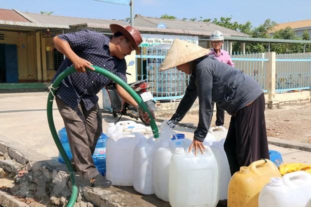Hang nghin ho o mien nui Quang Tri chua duoc su dung nuoc sach hinh anh 1
