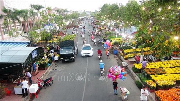Trinh Thu tuong cong nhan thanh pho Tay Ninh dat do thi loai II hinh anh 1
