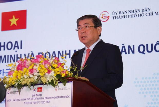 TP.HCM: Doi thoai thao go kho cho doanh nghiep Han Quoc hinh anh 1