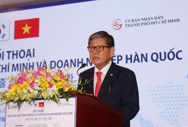 TP.HCM: Doi thoai thao go kho cho doanh nghiep Han Quoc hinh anh 2