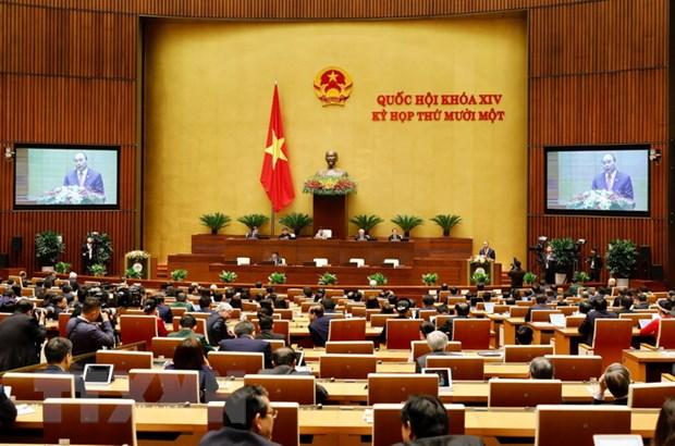 Nhiem ky Chinh phu 2016-2021: Neu cao tinh than doan ket, thong nhat hinh anh 2