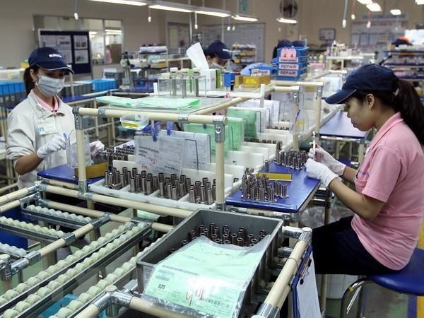 Von dau tu vao cac khu cong nghiep TP Ho Chi Minh tang 66,34% hinh anh 1
