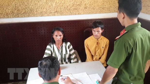 Dak Nong: Triet pha duong day lon mua ban trai phep chat ma tuy hinh anh 1