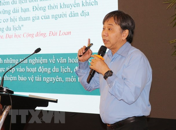 Du lich cong dong gan voi kich cau du lich Ninh Thuan hinh anh 2