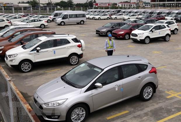 Ford Viet Nam dat doanh so ban xe tang 52% trong quy dau nam 2021 hinh anh 1